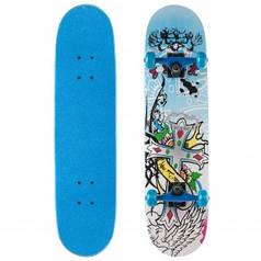 Скейтборд в сборе (роликовая доска) 880-4