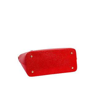 Сумка Assa 1100 жіноча червоний, фото 2