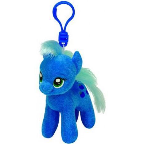 "Детская мягкая игрушка-брелок ""Applejack"" TY Beanie Boos, серия My Little Pony, 15 см"