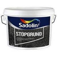 Краска  Sadolin STOPGRUND 5л (Садолин Стопгрунд ) Грунтовочная  для впитывающих поверхностей 5л.
