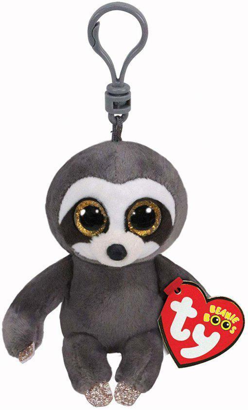 "Игрушка-брелок мягкая детская Ленивец ""Dangler"" TY Beanie Boo's, 12 см"