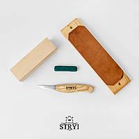 Набір для вирізання фігур з дерева від виробника STRYI