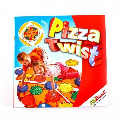 """Напольная игра для детей и взрослых """"Твистер Пицца"""" JoyBand"""