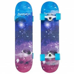 Скейтборд в сборе (роликовая доска) SK-1246-1