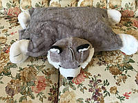 Подушка мягка іграшка  «вовчик