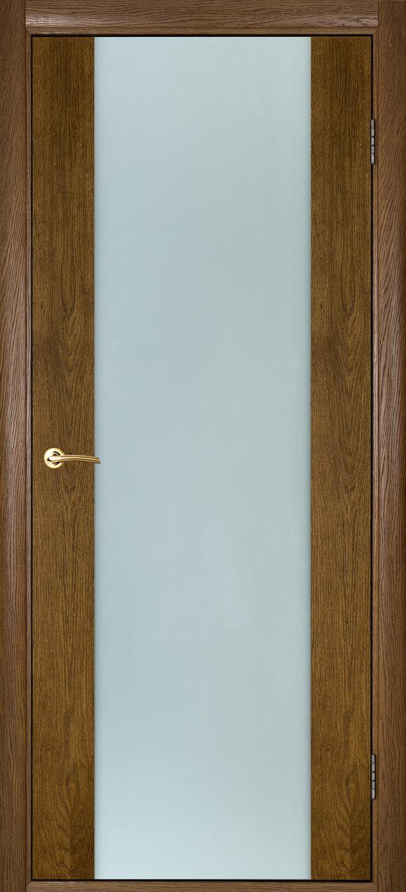 Межкомнатная дверь Соня дуб рустикаль ПО