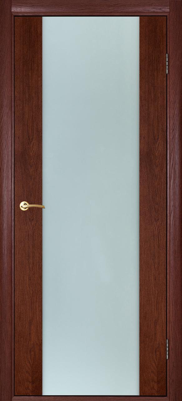 Межкомнатная дверь Соня темный орех ПО