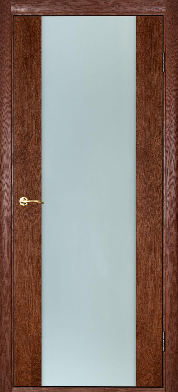 Межкомнатная дверь Соня каштан ПО