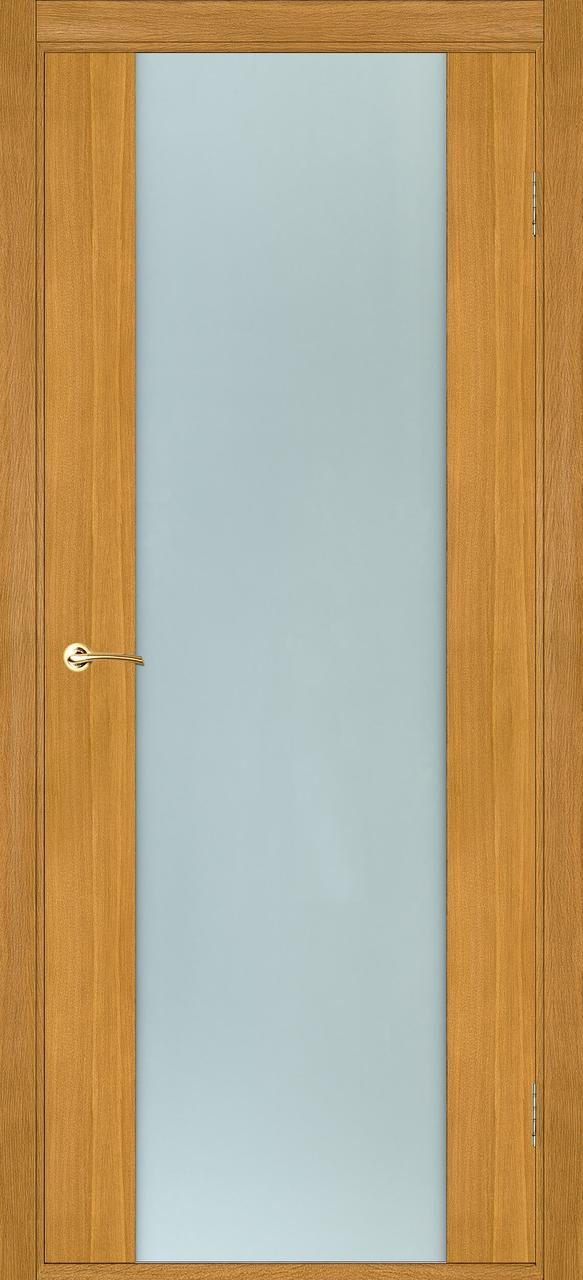 Межкомнатная дверь Соня дуб светлый ПО