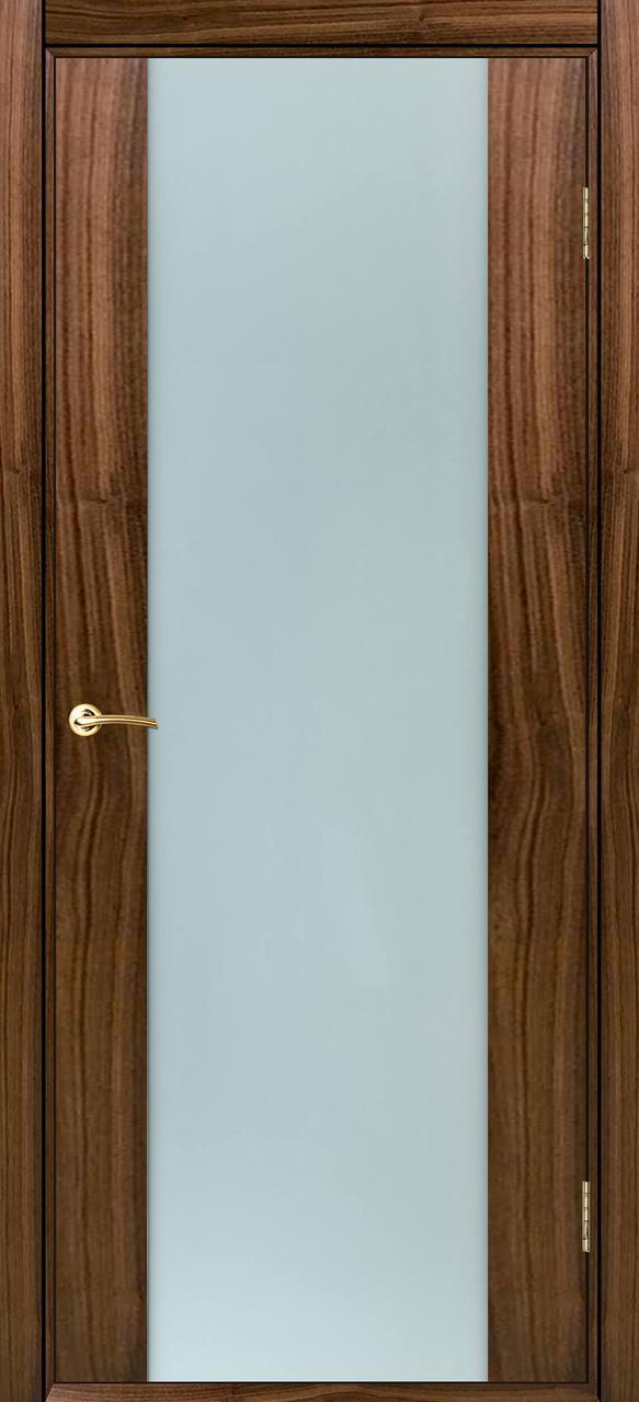 Межкомнатная дверь Соня американский орех ПО