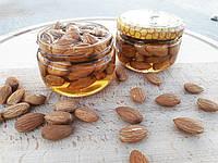 Мёд с миндалем 140г