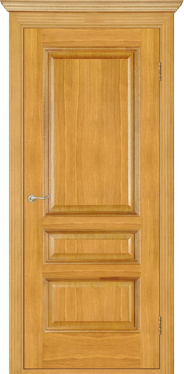 Межкомнатная дверь Вена дуб светлый ПГ