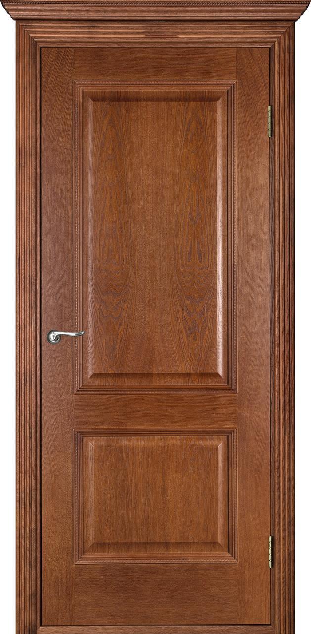 Межкомнатная дверь Гранд каштан ПГ