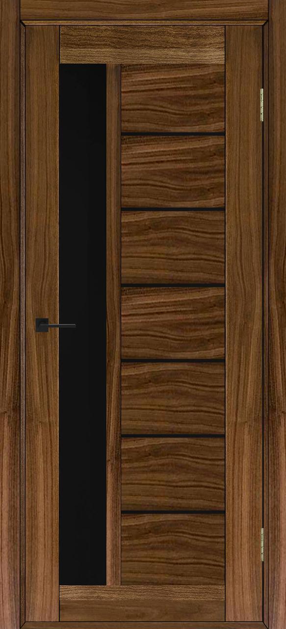 Межкомнатная дверь Дублин-М американский орех
