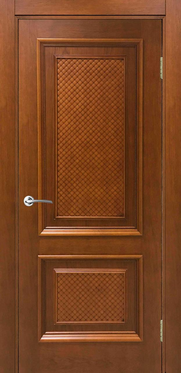 Міжкімнатні двері Босфор лісовий горіх ПГ