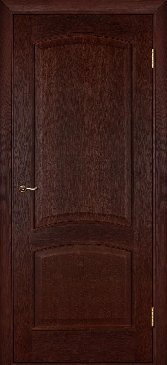 Межкомнатная дверь Капри венге ПГ