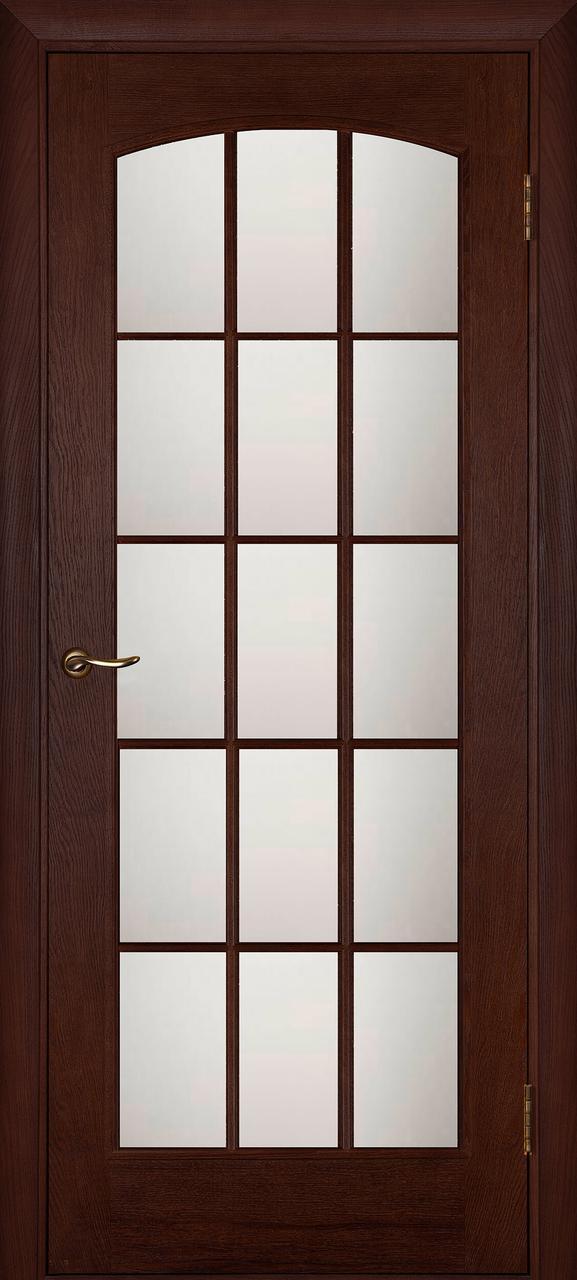 Межкомнатная дверь Капри венге ПОО