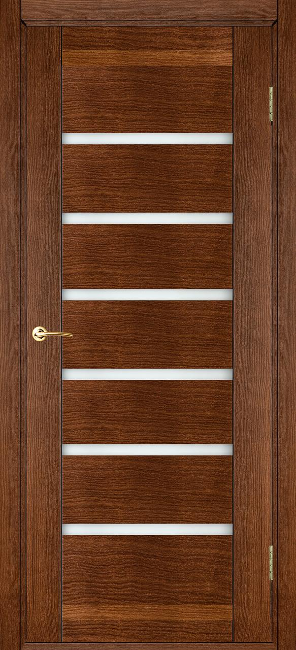 Межкомнатная дверь Бристоль каштан ПГ
