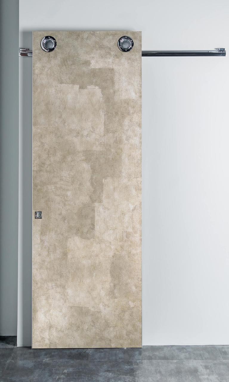 Межкомнатная дверь Флеш SIBU Art Iron-К2О