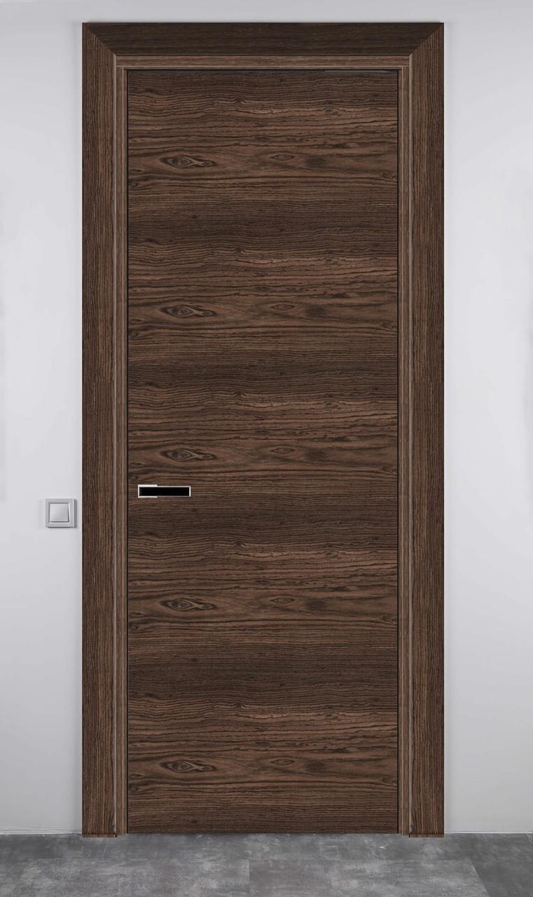 Межкомнатная дверь Диабло-Рото палисандр блек