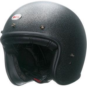 Мотошлем Bell Custom 500 Flake Black Matt