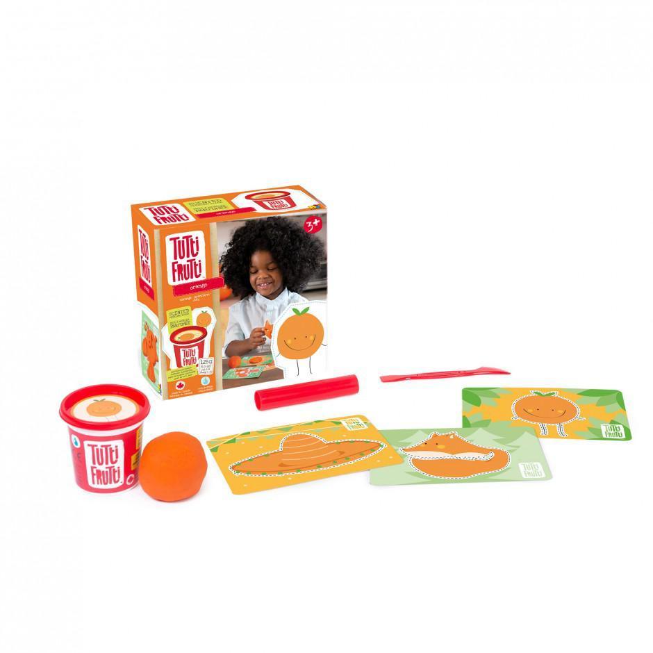 "Tutti-Frutti Мини набор для лепки ""Апельсин"""