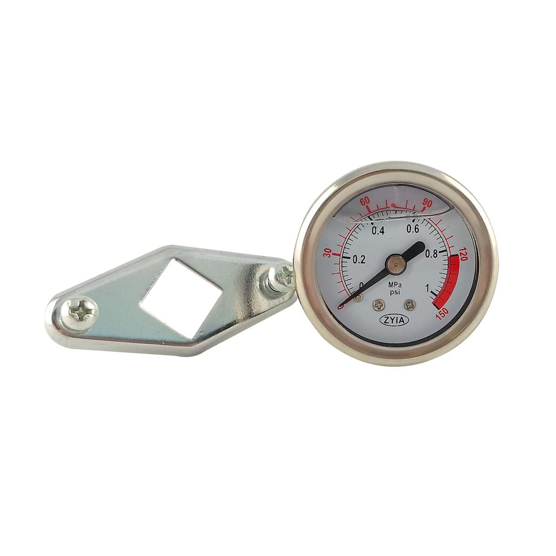 Манометр для бытовых систем (глицерин) 40 мм