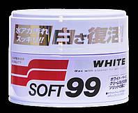 White Super Wax - очищающий, для білих автомобілів (350гр)(захист 2м)