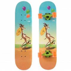 Скейтборд в сборе (роликовая доска) SK-1248-1