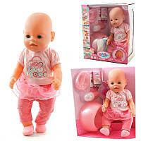 Пупс Baby Born (аналог) 8006-457 многофункциональный HN