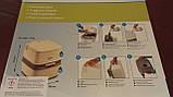 Биотуалет, Порта Потти 165 люкс, с индикатором,THETFORD, Porta Potti 165 Qube Luxe, фото 6