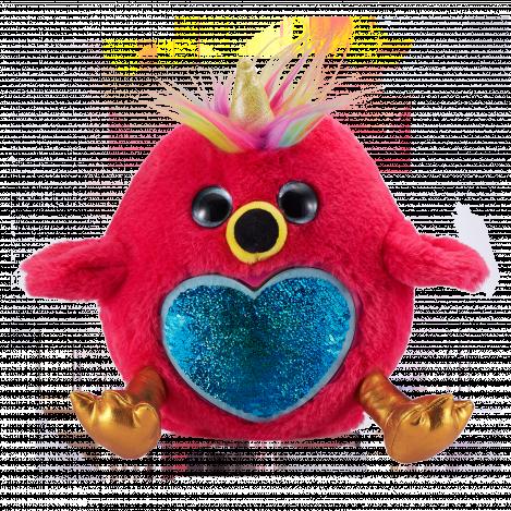 Детская мягкая игрушка-сюрприз «Rainbocorn-D» серия 2, 28 см.