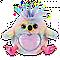 Детская мягкая игрушка-сюрприз «Rainbocorn-D» серия 2, 28 см., фото 2