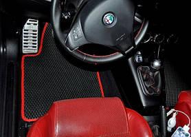 Коврики EVA в салон Alfa Romeo 156 1997-2006. Star-Tex.