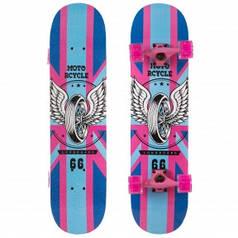 Скейтборд в сборе (роликовая доска) SK-1248-6