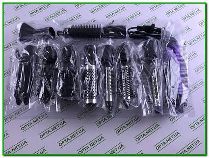 Фен-щетка / Мультистайлер для девушек Gemei GM-4835