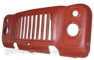 Облицювання радіатора ГАЗ 53
