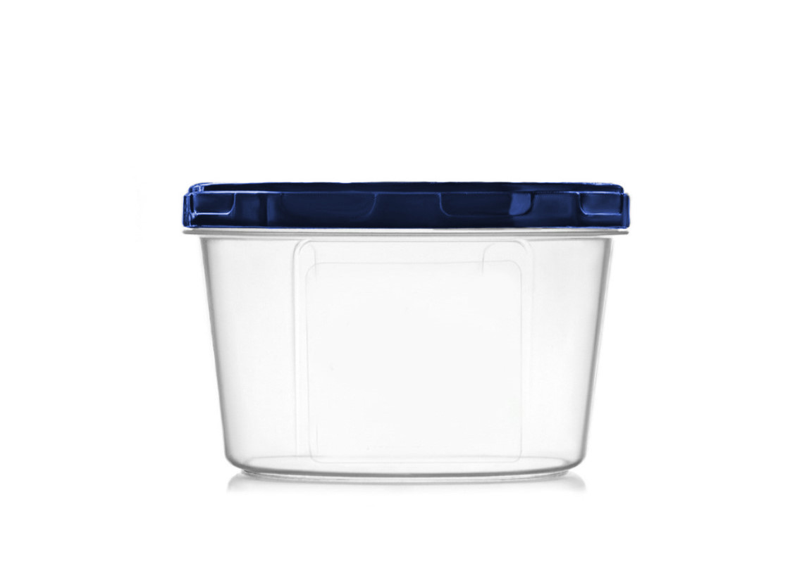 Ємність для дрібних сипучих та рідких продуктів 150 мл. синя (арт. 104и)