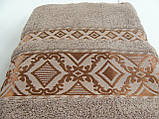 Полотенце  махровое Сауна 100х150  500 г/м², фото 2