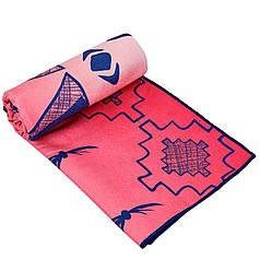 Рушник для йоги YOGA TOWEL Y-YGT (поліестер, р-р 75х186см, кольори в асортименті)