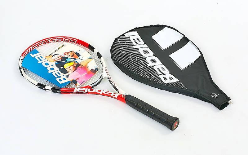 Ракетка для большого тенниса BABOLAT 121080-104 PULSION 102 (красный)