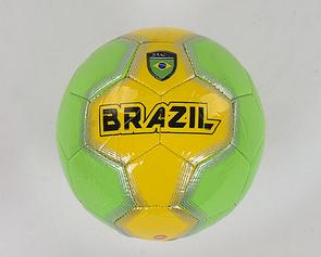 Мяч футбольный 40154 размер №2, материал PVC, 100 грамм