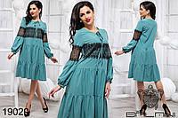 Стильное Платье GS -19020
