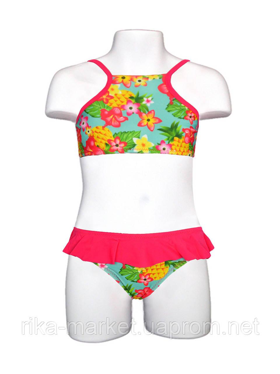 Раздельный купальник для девочки Keyzi, от 2 до 6 лет, Kaja
