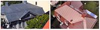 Крыши - Системы окраски Tikkurila