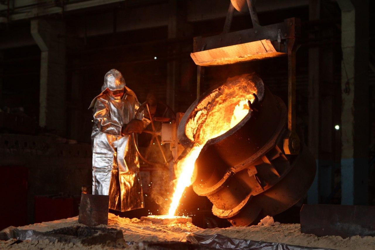 Изготовление металлических деталей
