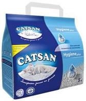 Гигиенический наполнитель для котов 10 л/4.9 кг Catsan Hygiene plus Кэтсан