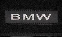 Ворсовые (тканевые) коврики в салон BMW 5 (E60) 2006 - 2010, фото 2