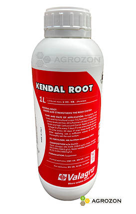 Биостимулятор роста Кендал Рут (Kendal ROOT) Valagro - 1 л, фото 2