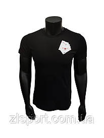 Мужская футболка Off-White черная реплика Турция